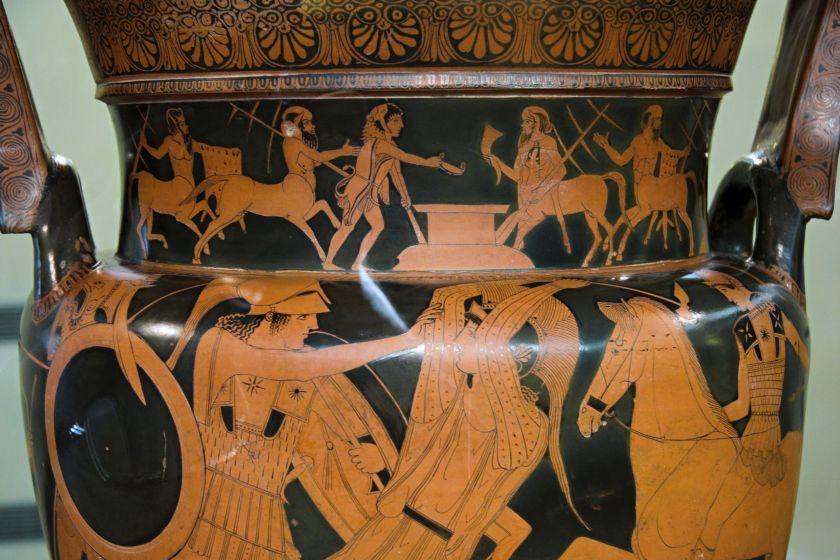 Centauromachy 460 BC